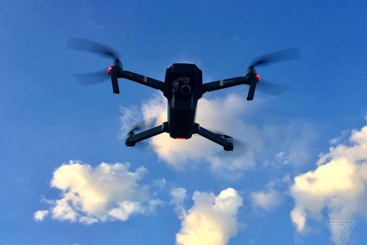 DJI launches a privacy mode for its drones after US Army ban