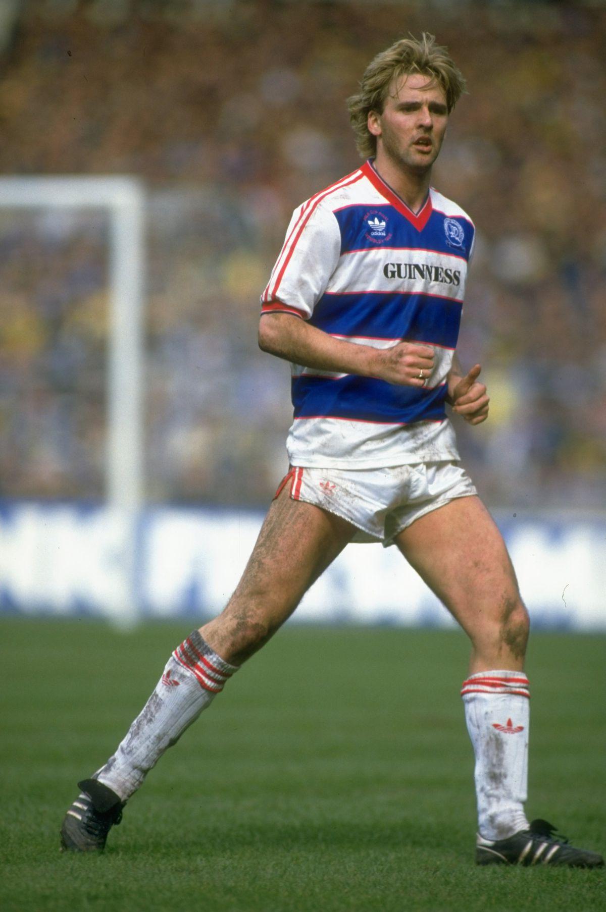 John Byrne of Queens Park Rangers