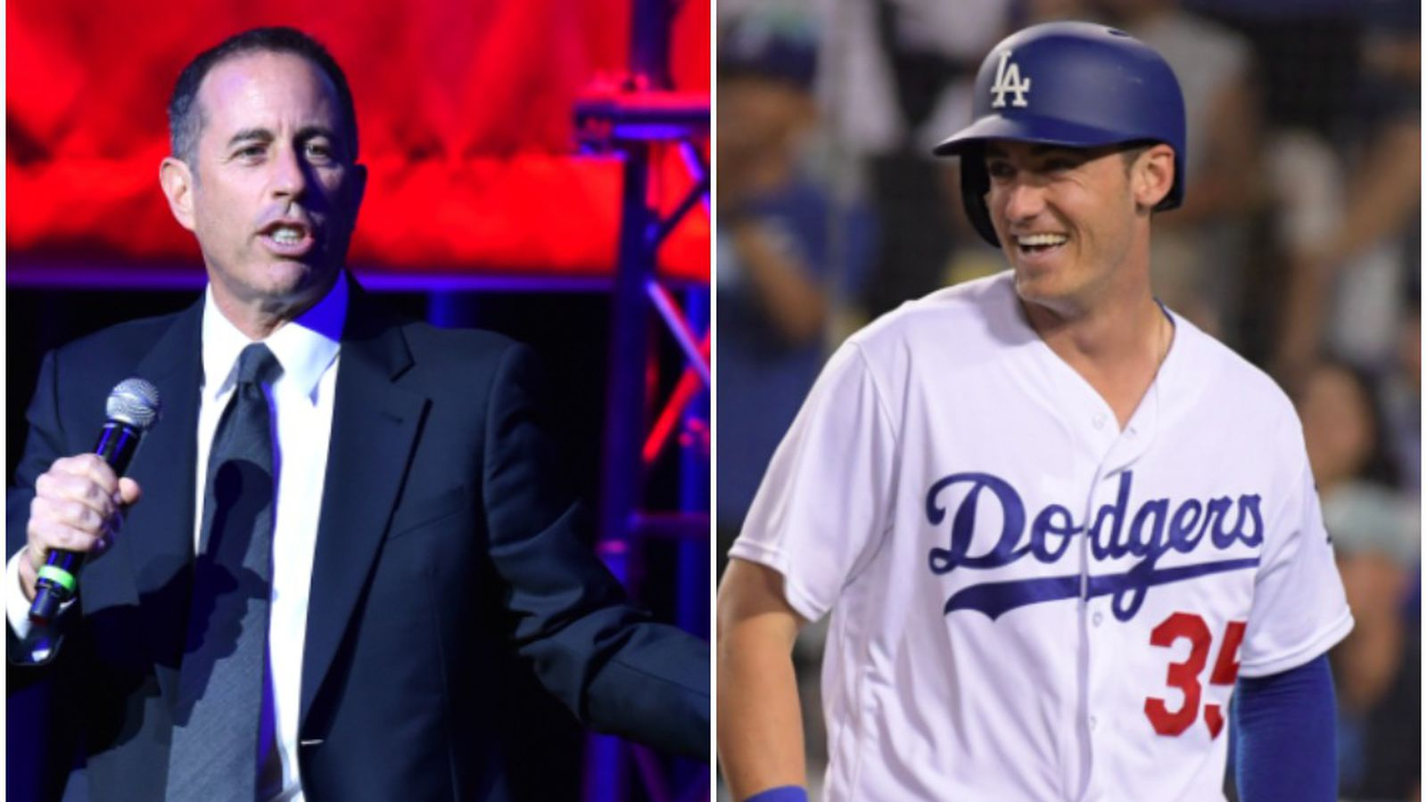 Dodgers' Cody Bellinger admits he doesn't know who Jerry Seinfeld is