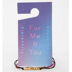 """<b>Urban Outfitters</b> One for Me, One for You Friendship Bracelet Set, <a href=""""http://www.urbanoutfitters.com/urban/catalog/productdetail.jsp?id=26048108&parentid=SEARCH+RESULTS#"""">$14</a>"""