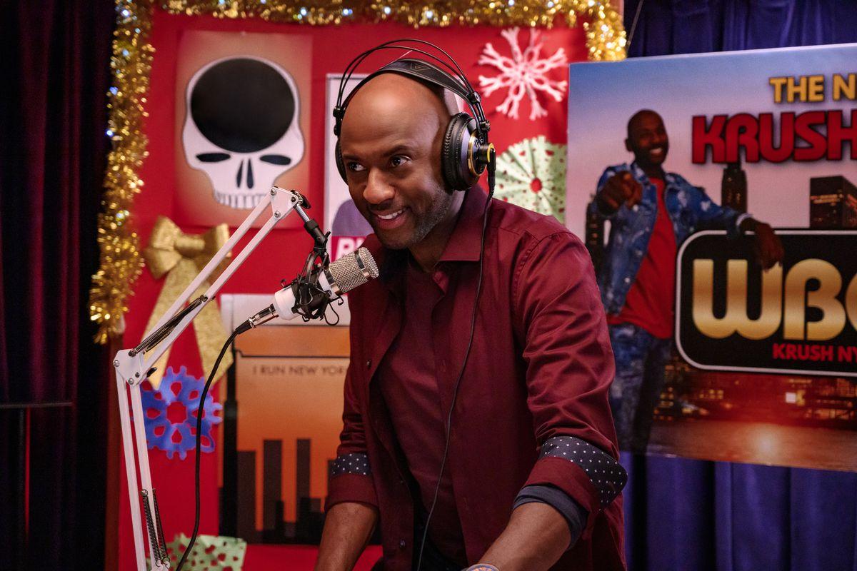Romany Malco as DJ Rush Williams.