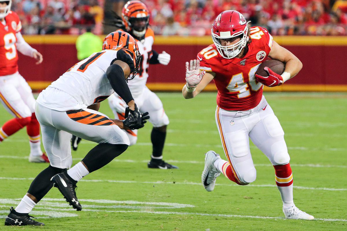 NFL: Preseason-Cincinnati Bengals at Kansas City Chiefs