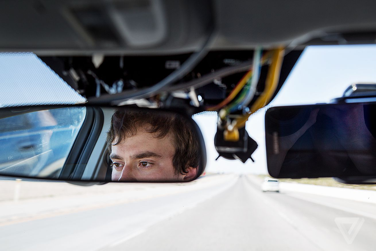 george hotz is on a hacker crusade against the scam of self driving cars