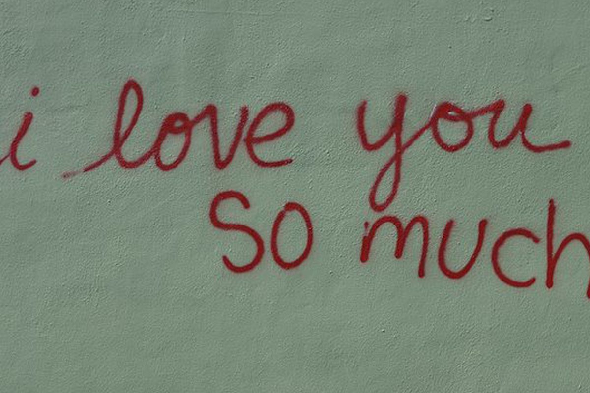 I Love You So Much at Jo's