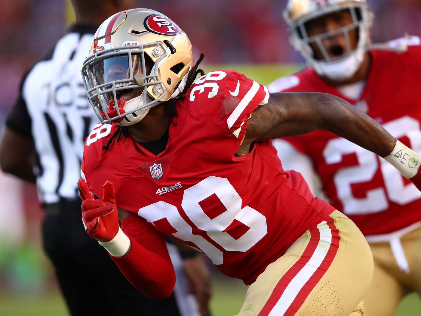 2b467ec40 49ers injury news  Adrian Colbert placed on injured reserve - Niners Nation