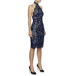"""<b>Lover</b> Mia Twist Dress, <a href=""""http://www.loverthelabel.com/item259#mia-twist-dress-259"""">$795</a>"""