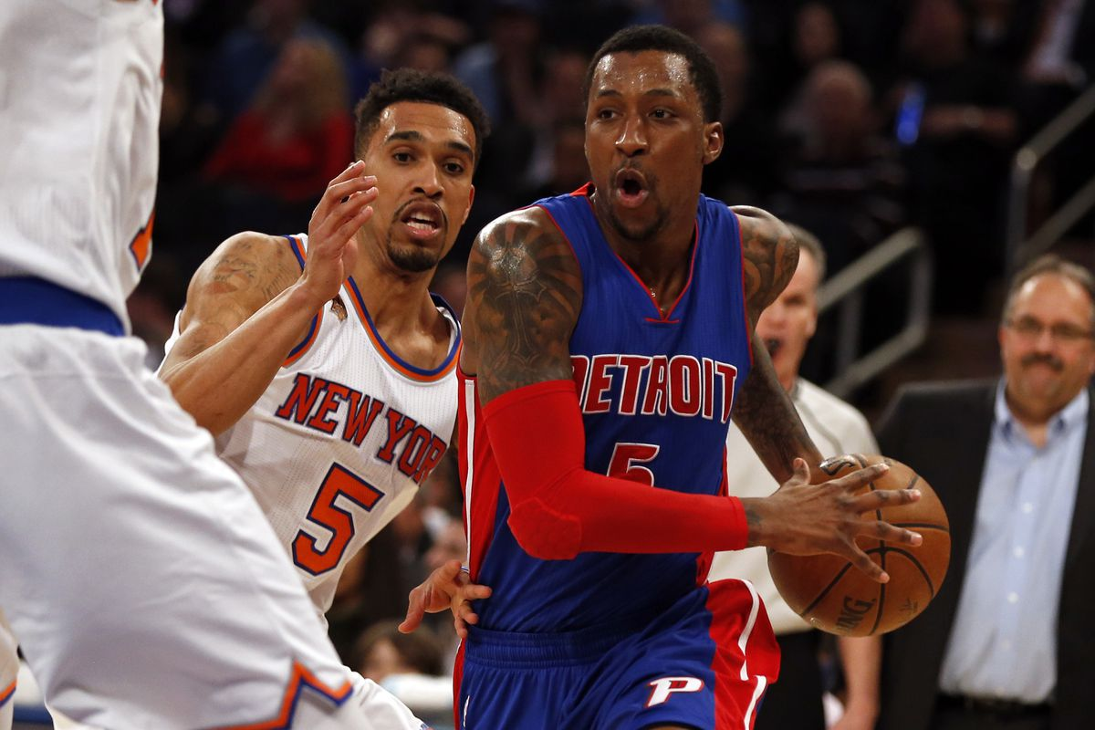 51d177ebe Kentavious Caldwell-Pope agrees to sign with Lakers for one-year ...