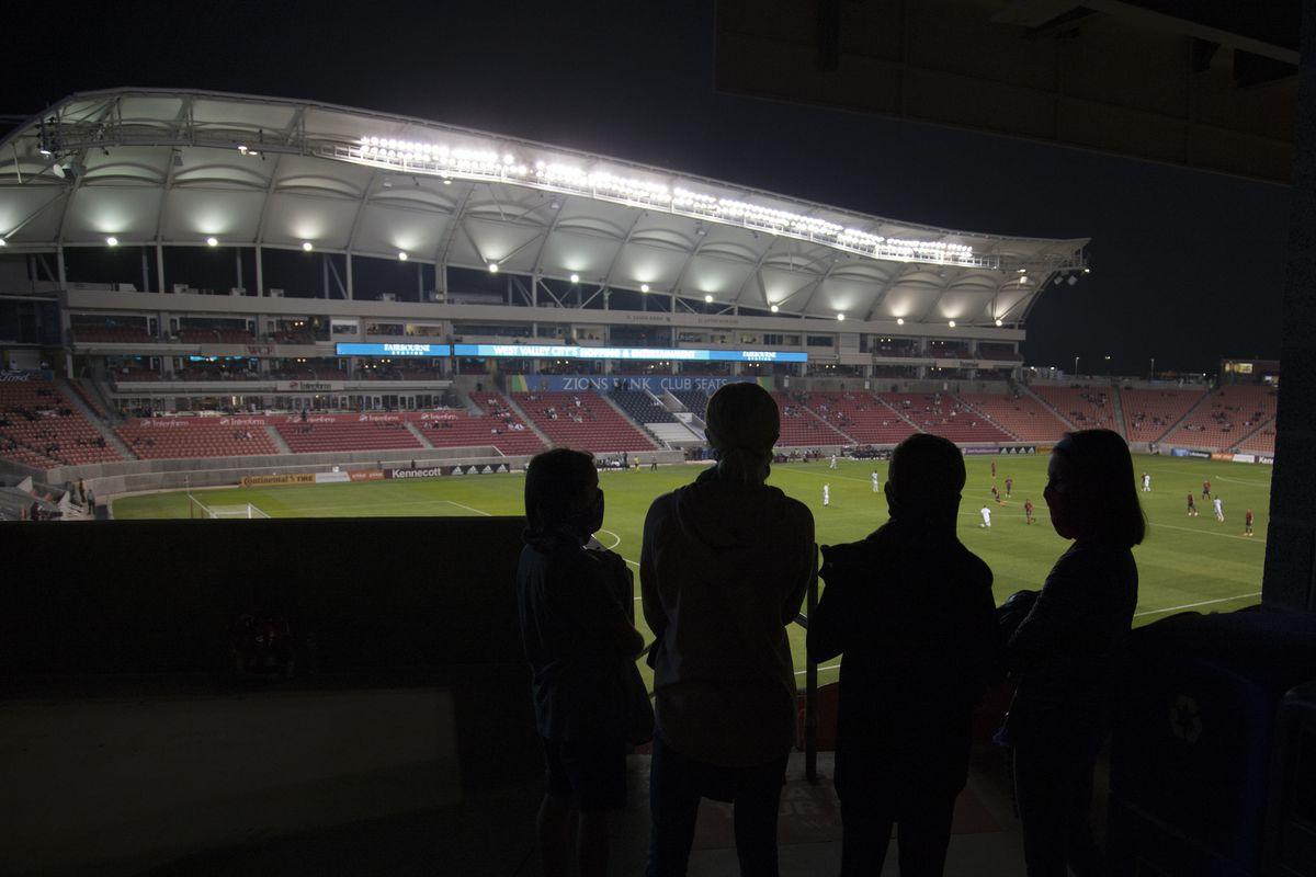 Los Angeles FC v Real Salt Lake