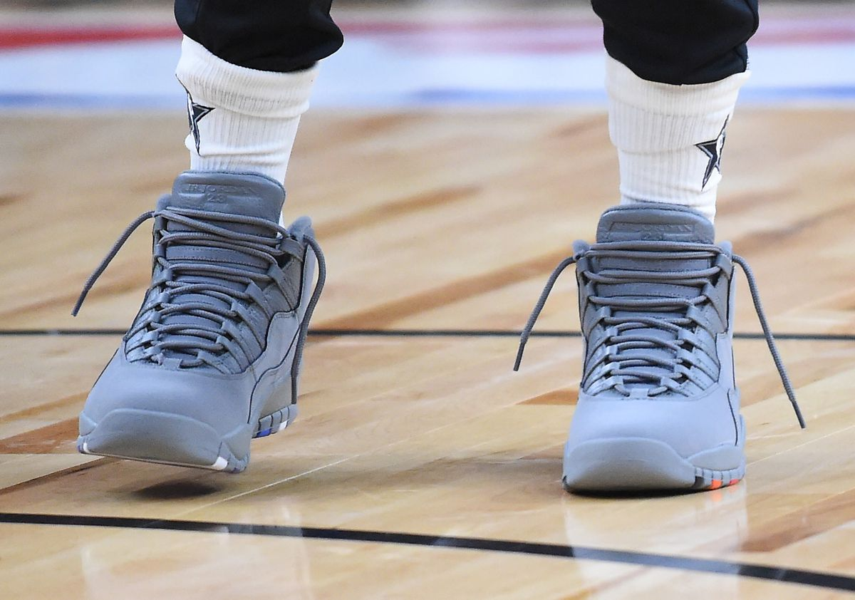 e0d22596b127 Tracking all the sneakers from NBA All-Star Weekend - SBNation.com