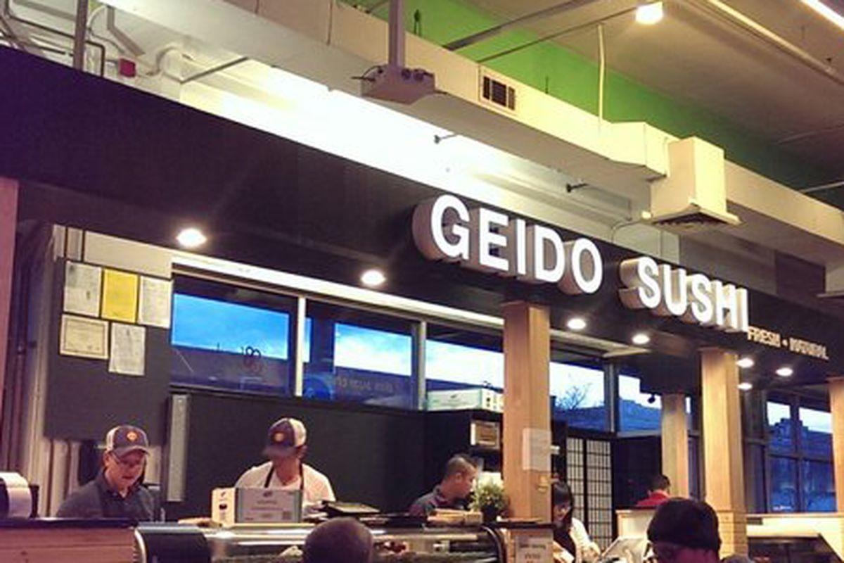 Geido Sushi