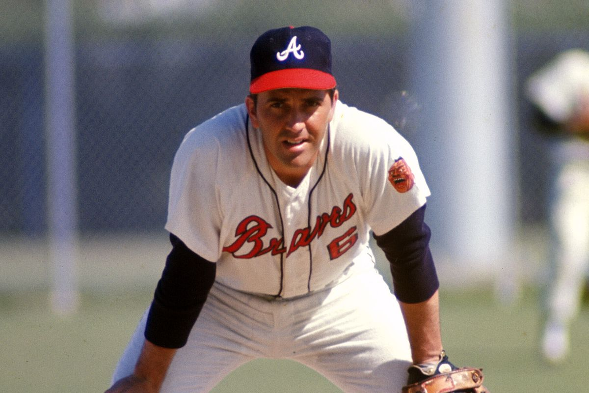 reputable site d8b37 11551 Braves Throwback Thursday: Clete Boyer 'victimized' by ...