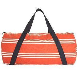 """<a href=""""http://www.jackwills.com/en-us/product/elworth-weekend-bag-014018006""""> Jack Wills Elsworth weekend bag</a>, $98.50 jackwills.com"""
