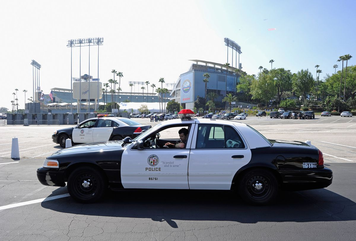 Police in Los Angeles.