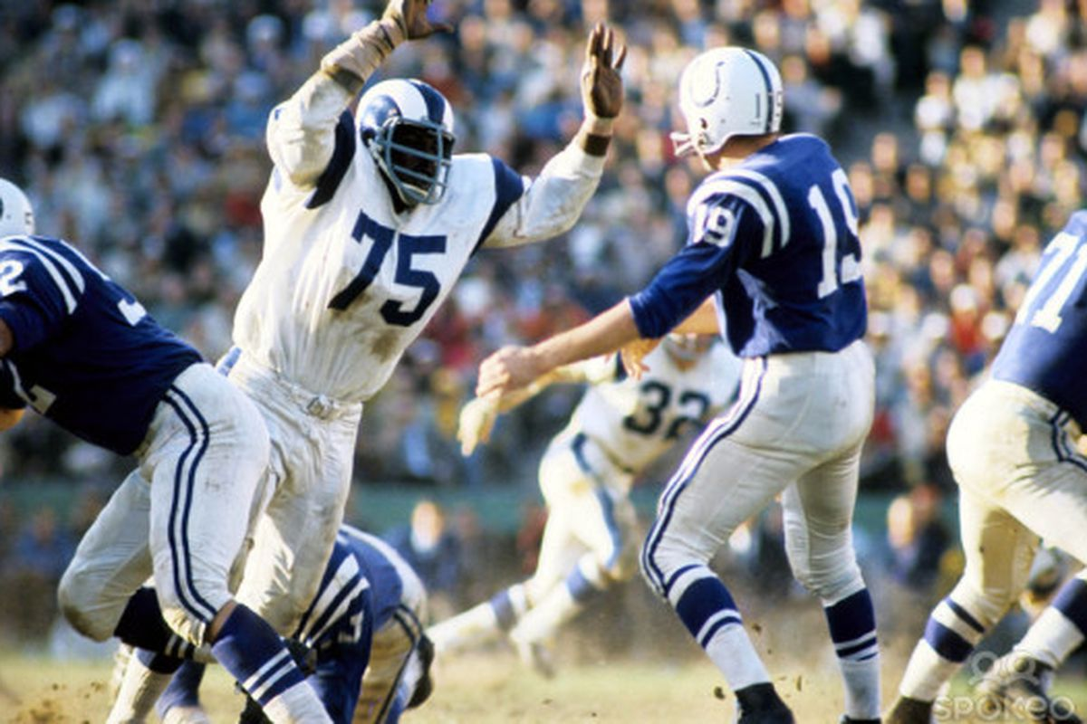 The Best Nicknames In Rams History (And Their Origins) - Turf Show Times 506cfae8a