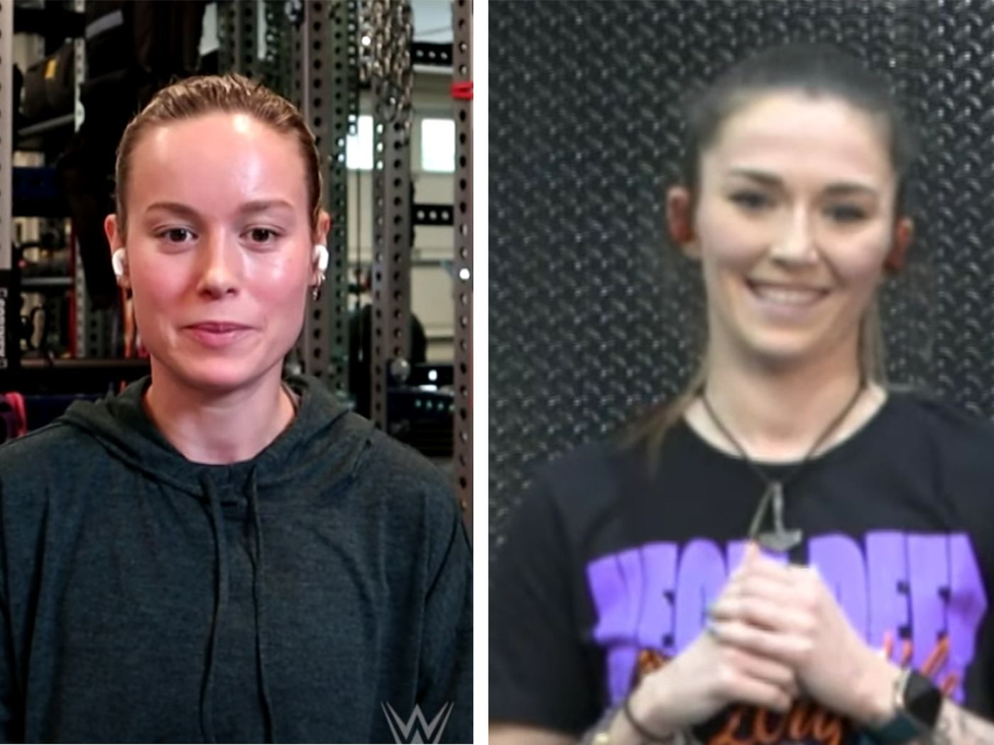 WWE's Tegan Nox Captain Marvel helped me come out as bisexual ...
