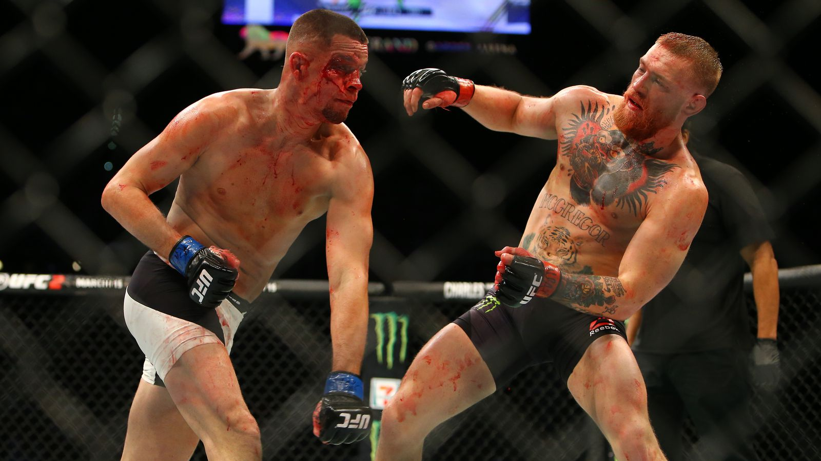Nate Report: Diaz  Conor McGregor welterweight rematch vs