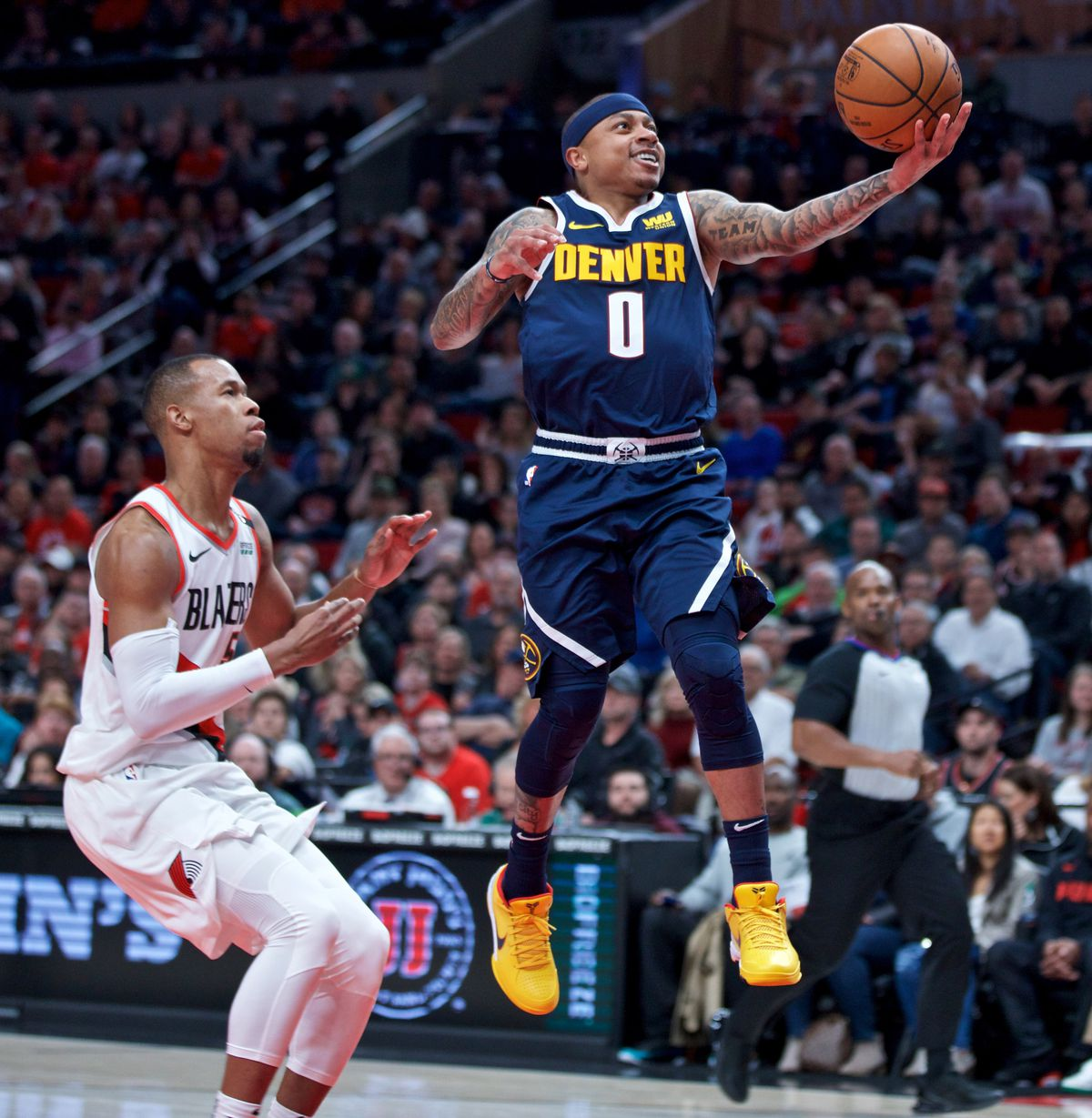 Recap: Denver Nuggets Nearly Pull Off Improbable Victory
