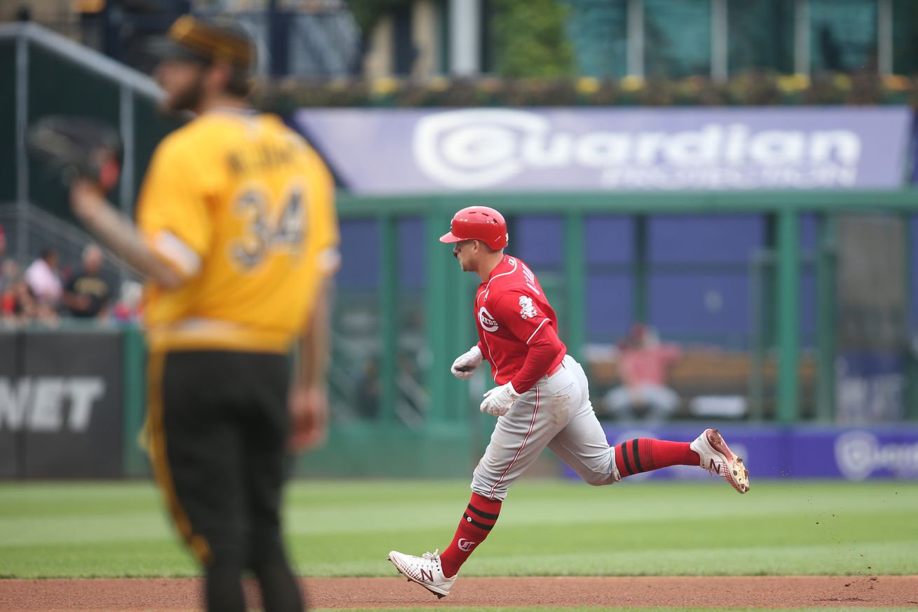 Sabermetrics news: The Reds are firmly in the NL Central mix