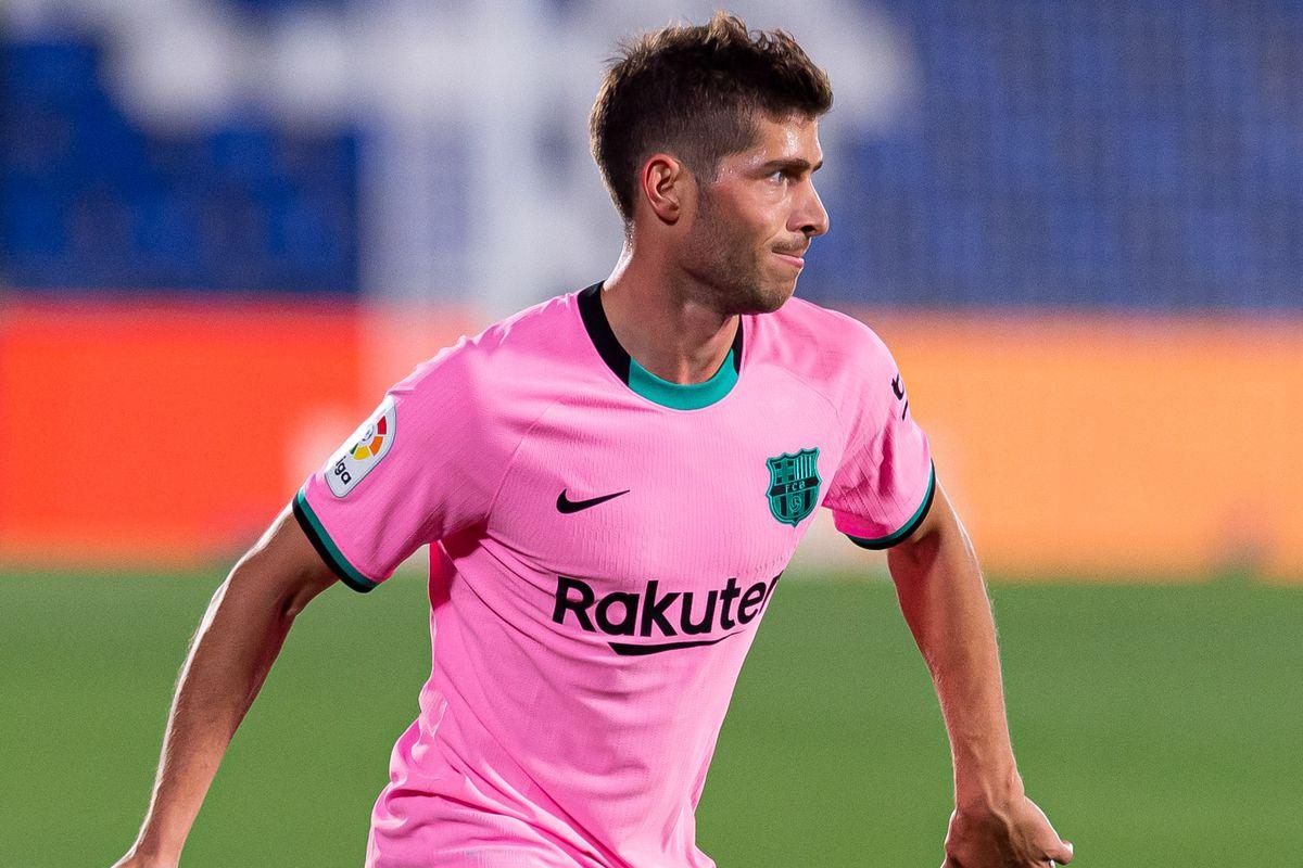 Getafe CF v FC Barcelona - La Liga Santander