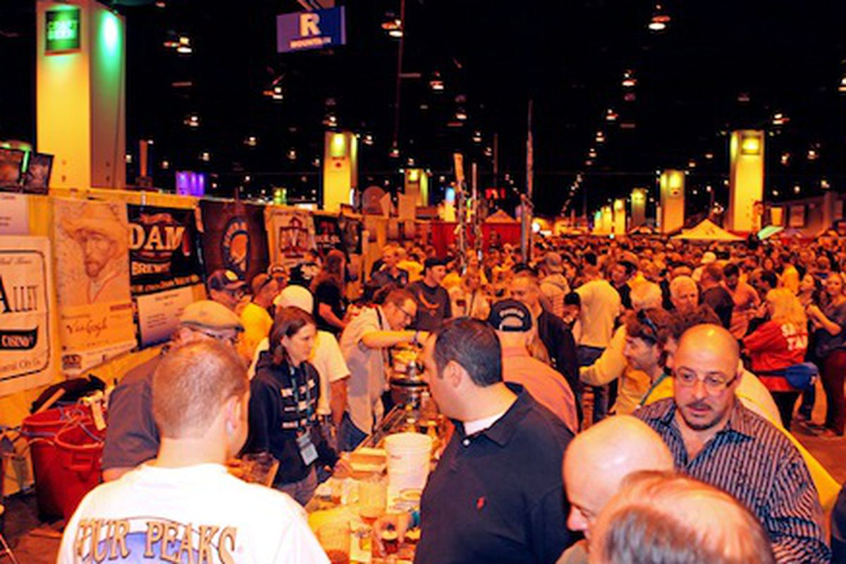 The Great American Beer Festival