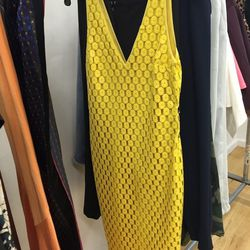 This dress is held together by safety pins and is going for $50