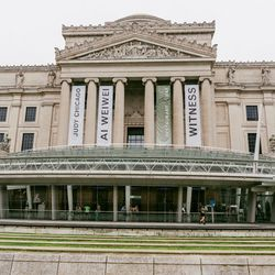 """<b>↑</b> Get your culture fix at the <b><a href=""""http://www.brooklynmuseum.org/home.php"""">Brooklyn Museum</a></b> (200 Eastern Parkway). The landmark is one of the city's most valuable institutions, filled with awe-inspiring art and artifacts that range fr"""