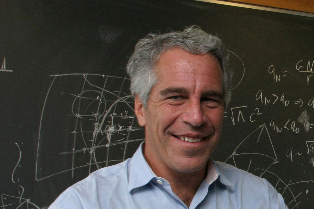 Epstein in Cambridge, MA in 2004. He is a convicted sex offender who was recently arrested and charged with sexually trafficking young girls in New York.