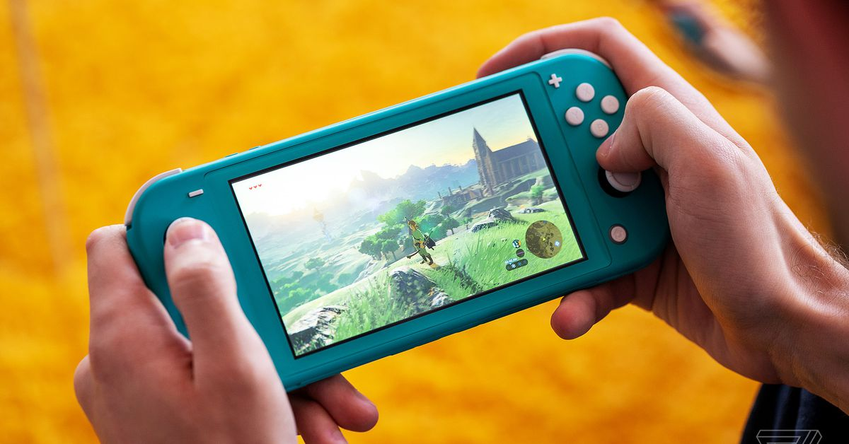 Nintendo Switch Lite hands-on: a budget handheld with a premium feel