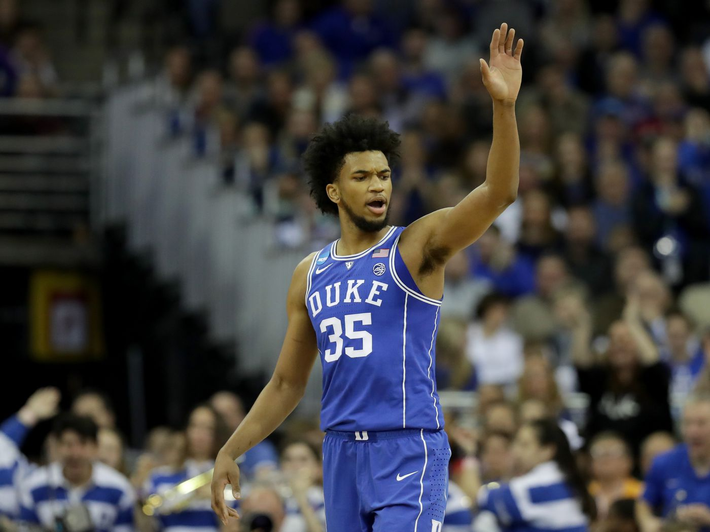 b1e8cefb1b6 Marvin Bagley III expected to snub Nike and sign 5-year shoe deal with Puma  - SBNation.com