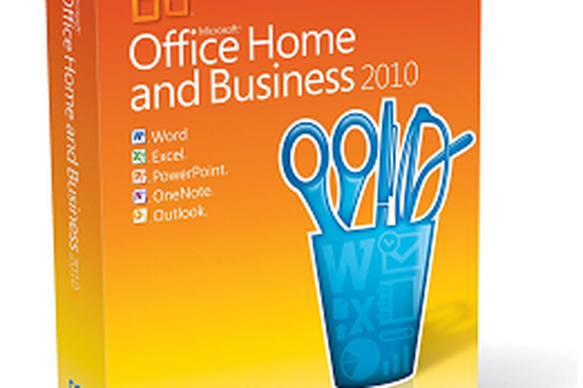 Microsoft Office is a cup full of scissors, glasses, and a pen. DO NOT DRINK