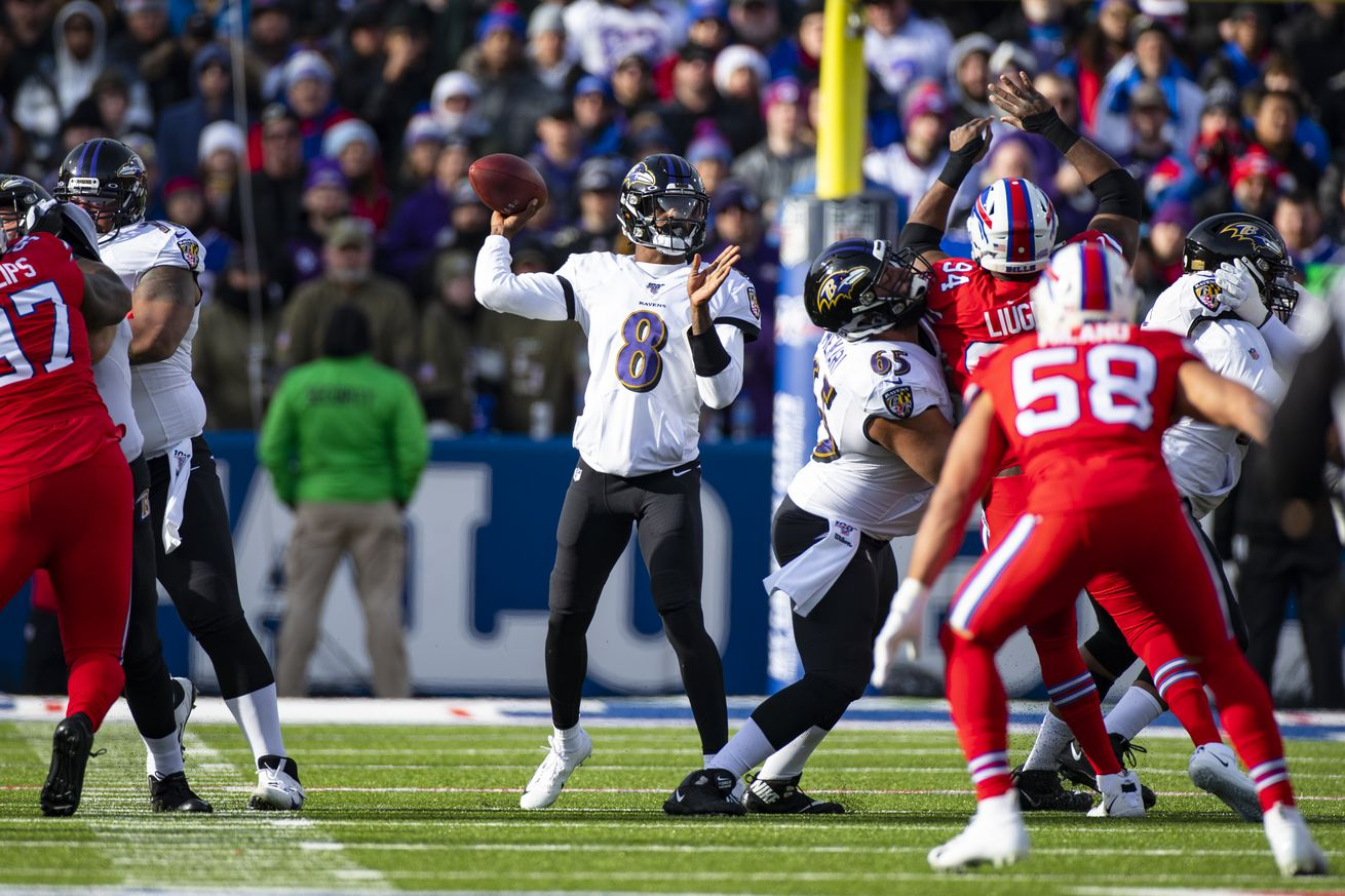 Crumbling the cookies: How the Bills should attack the Ravens