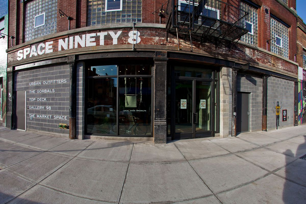 Space Ninety 8 by Urban Outfitters in New York