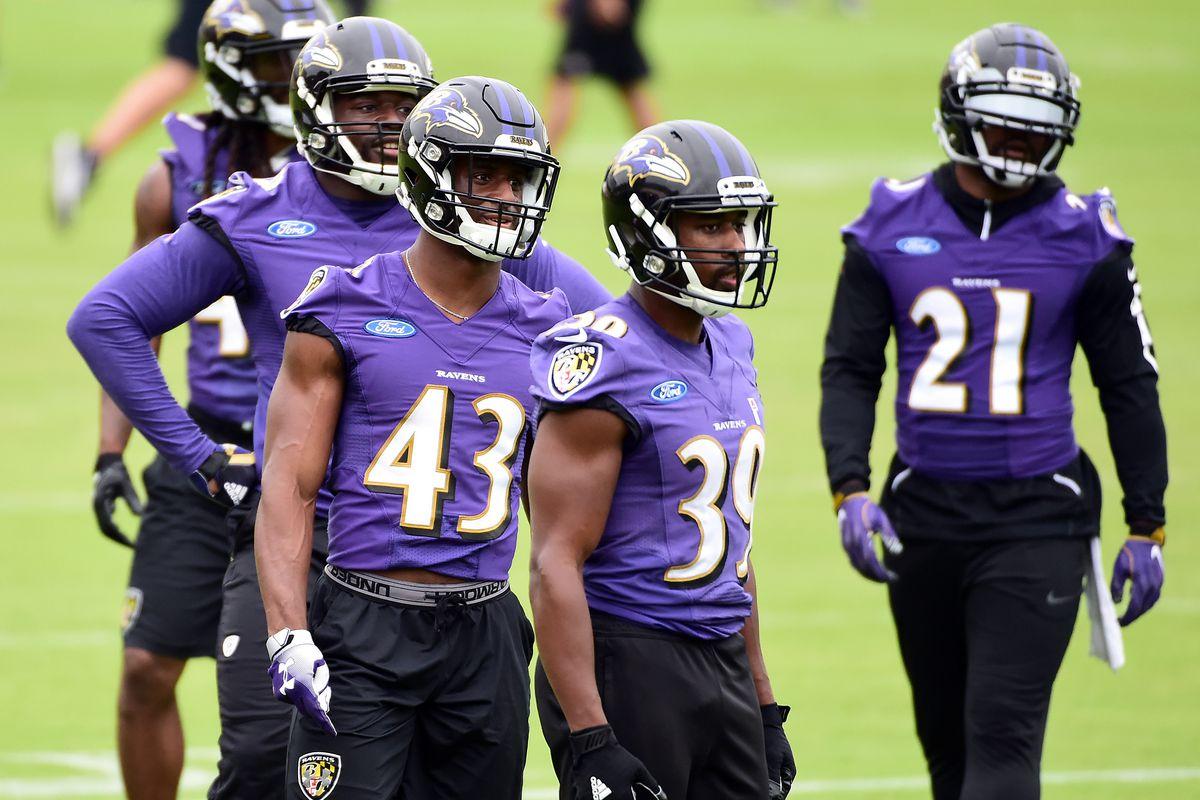Steve White Vw >> Ravens News 7/5: RB breakdown, 2020 draft fits and more - Baltimore Beatdown