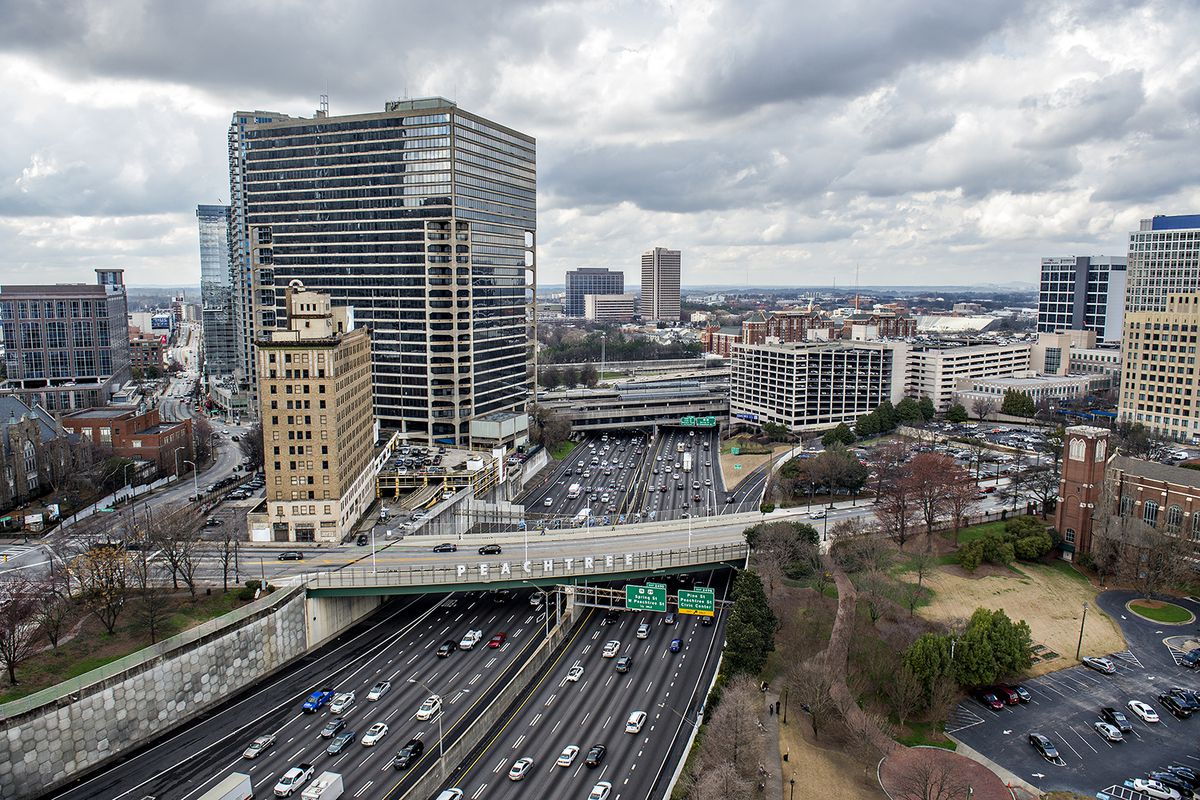 Image result for downtown connection atlanta images
