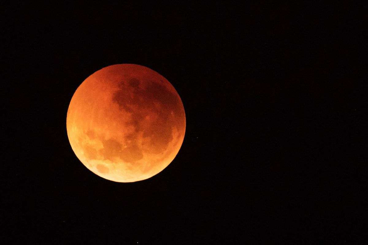 How to see the 2019 lunar eclipse in Austin - Curbed Austin
