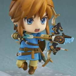 The Story of Zelda: Breath of the Wild Nendoroid Guardian