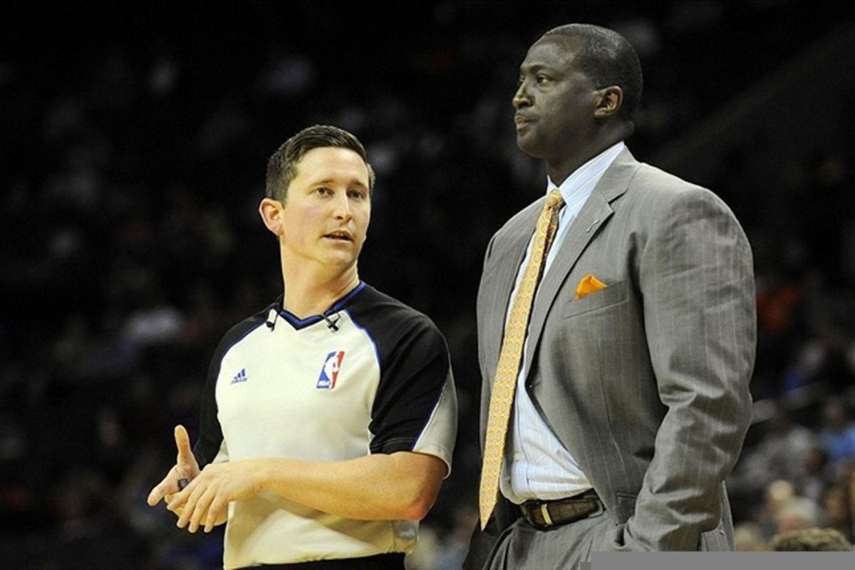 """""""Well, you see Tyrone, I'm really not going to respect you ... so your team is going to get the screw job."""""""