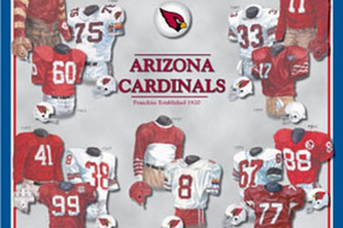 879b3d09e5d5 2015 NFL Countdown  The History of Arizona Cardinals Jersey Number ...