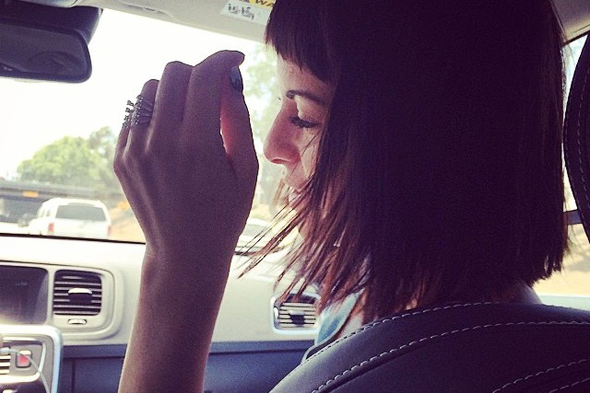"Photo via <a href=""http://instagram.com/p/pRtdGNIfYZ/"">@sophia_amoruso/Instagram</a>"
