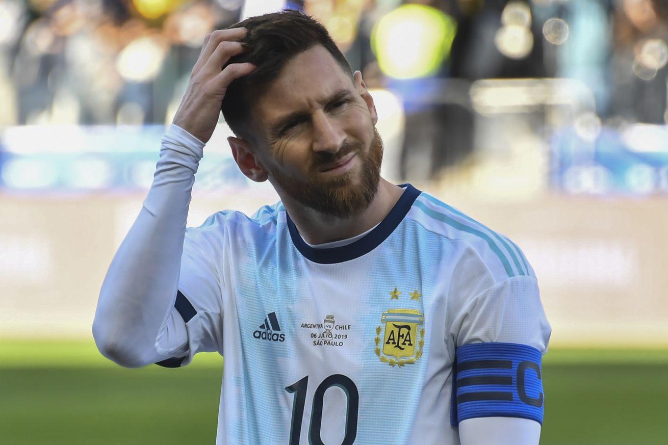 Messi to make Argentina return in November