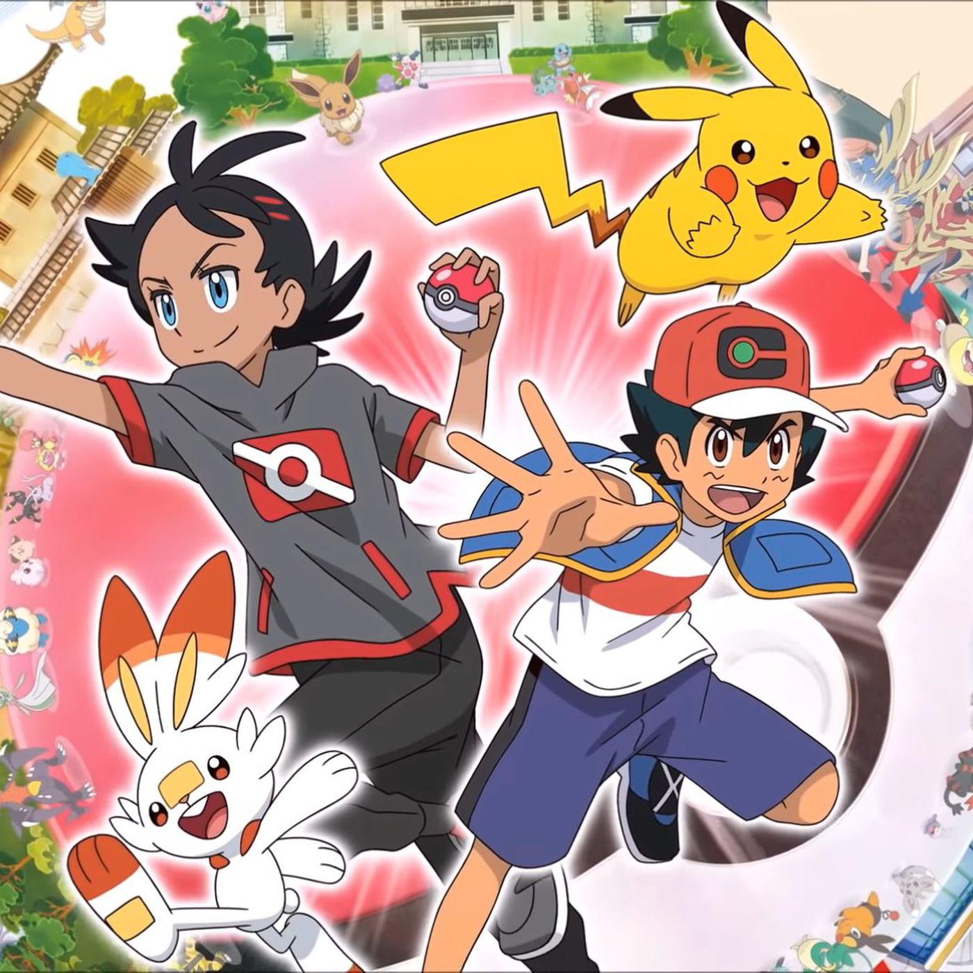 Pokemon Season 24 Cast