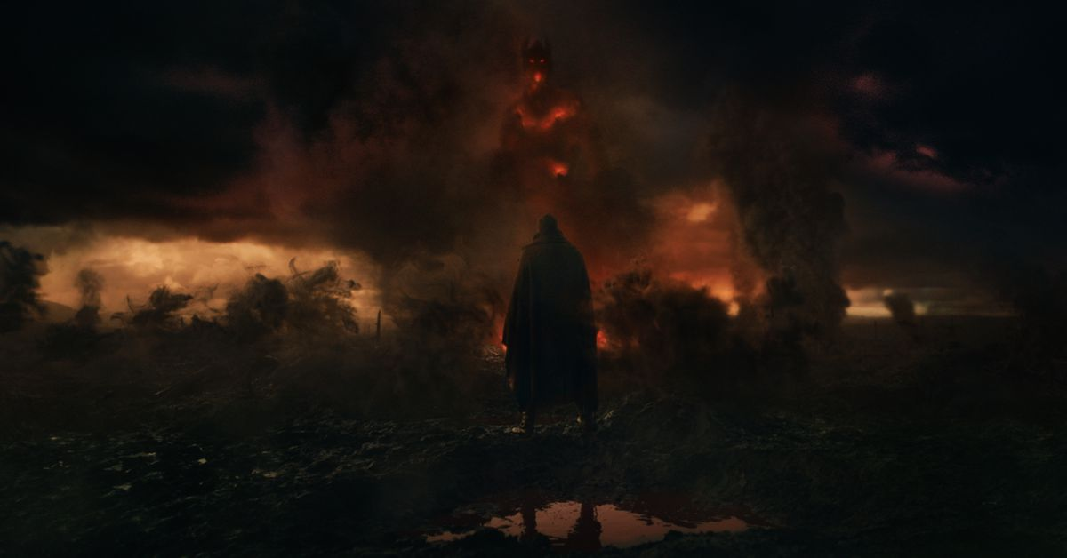 The Worst Part Of The Tolkien Biopic Is When It Goes Full