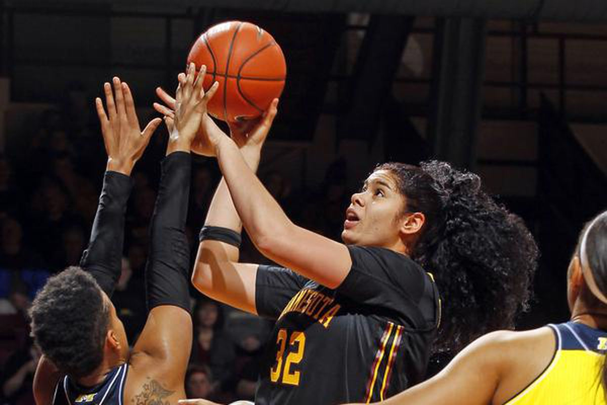 Amanda Zahui B is reportedly leaving early for the WNBA