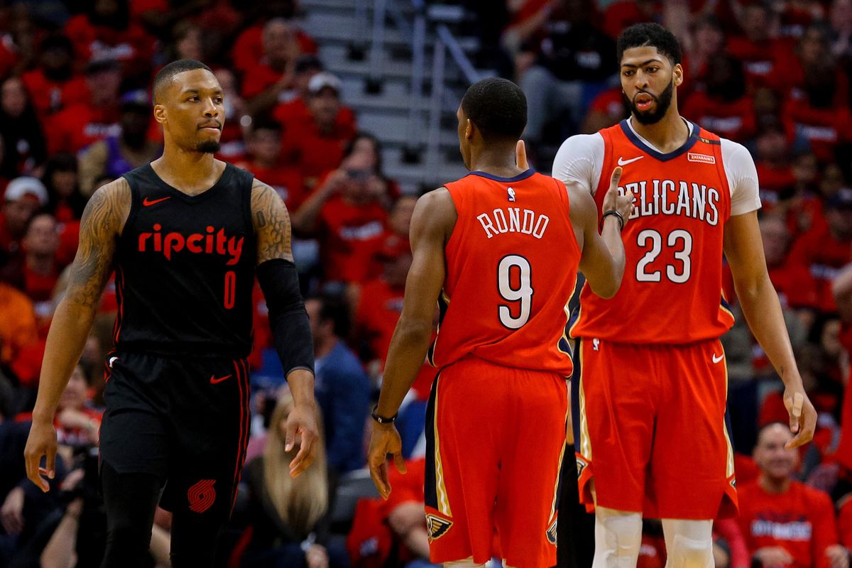 NBA Playoffs Trail Blazers Vs. Pelicans Game 4 Preview - Blazeru0026#39;s Edge