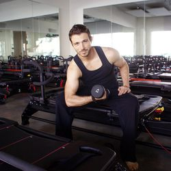 """<strong><a href=""""http://la.racked.com/archives/2014/08/14/hottest_trainer_contestant_7_jeff_schine.php"""">Jeff Schine, Studio Metamorphosis</a></strong>: """"Ego is the great killer of just about everything. Going into a workout with a preconceived notion of w"""