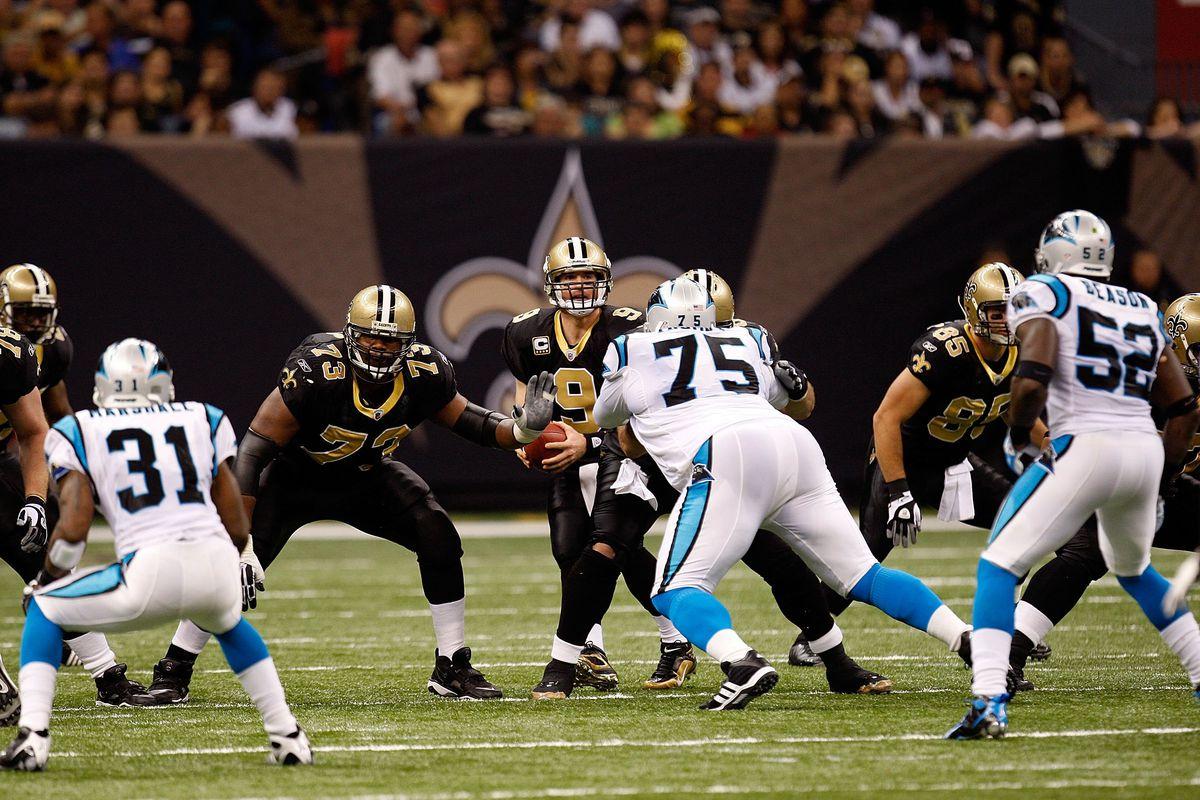 9ffa350b7 New Orleans Saints at Carolina Panthers  Series history and predictions