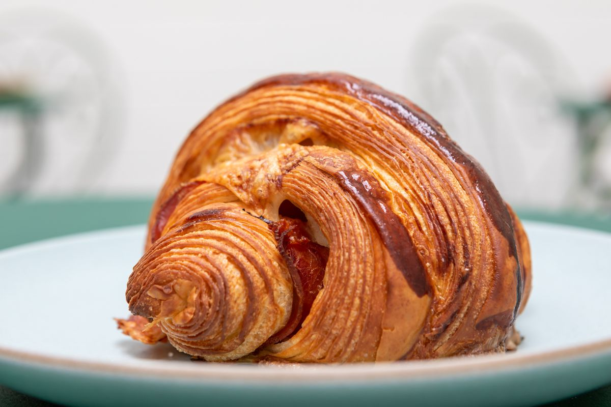 Tartine's croissant