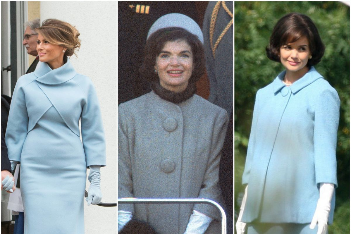 Despite What You May Have Heard Only One Of These Women Is Jackie Kennedy And None Them Are Natalie Portman Photos L R Pool Getty Images