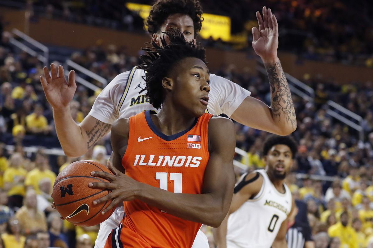 """""""Gym and sleep,"""" Dosunmu says of a winter break that steeled his team."""