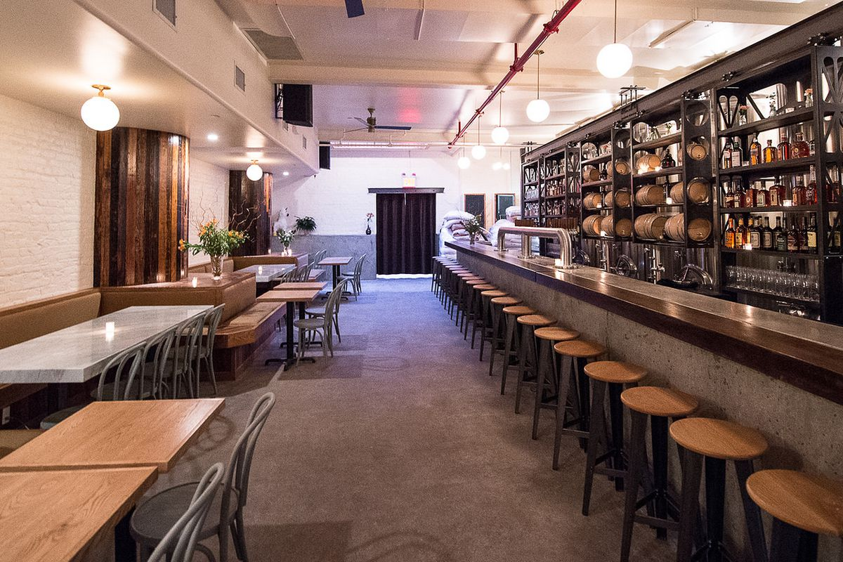 """Max and Eli Sussman will join the list of restaurants """"in residence"""" at Threes Brewing."""